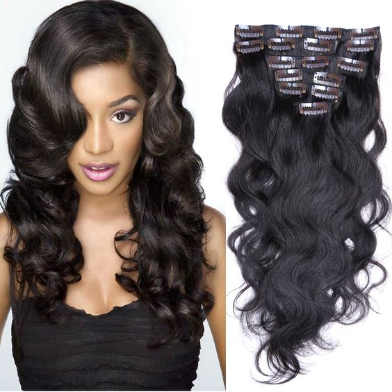 BENEFITS OF CLIP-IN HAIR EXTENSIONS