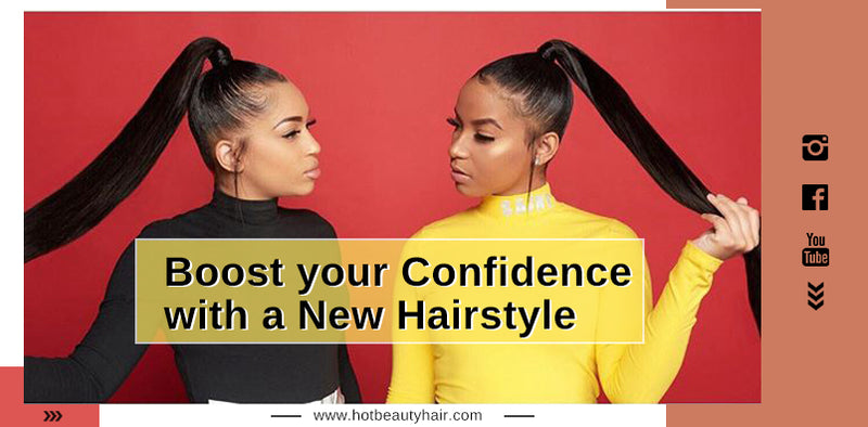 Boost your Confidence with a New Hairstyle