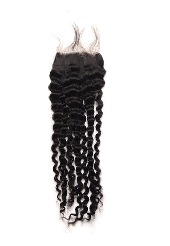 Pre Plucked 4*13 Frontal Ombre Egg Curl Brazilian virgin hair