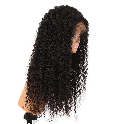 Full Lace Wig  Virgin Human Hair Short Body Wave