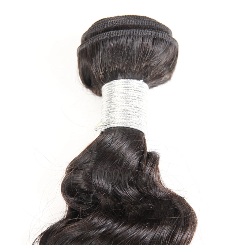 1 bundle Peruvian Virgin Hair deep curl