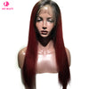 4/613 Blonde Blunt Cut Bob Wig Frontal Lace 100% Virgin Human Hair