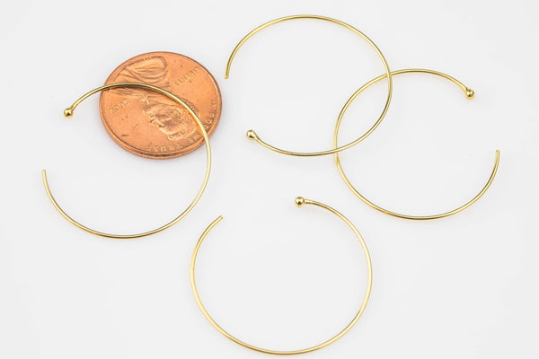 Gold Filled Hoop Earing- 14/20 Gold Filled- USA Product-18mm and 26mm
