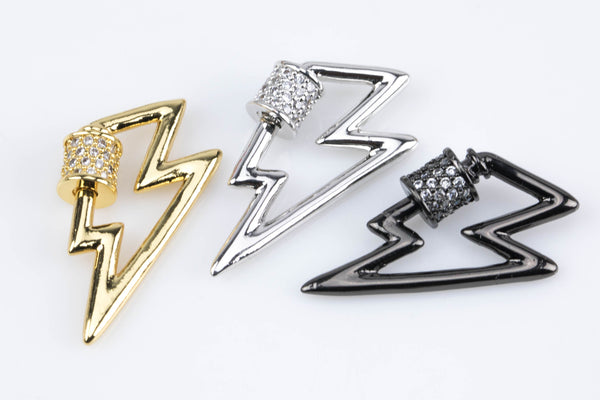 Micro Pave Metal Charms Z Letter Charms Micro Pave Alphbet Charms CZ Micro Pave A 14mm Height Quantity Options Alphabet Letter Charms