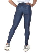 Load image into Gallery viewer, Fitness People Legjean 2020 Cuero Blue Women Jeggings - Fitness People Sportswear