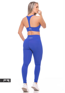 Fiber Active Collection L00008-E T00011-E Women Leggings - Fitness People Sportswear