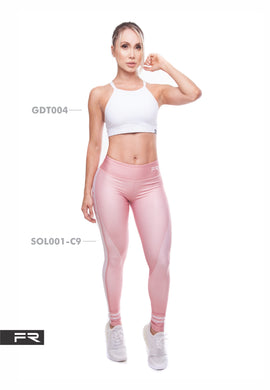 Fiber Soul Collection SOL001-C9 Women Leggings - Fitness People Sportswear