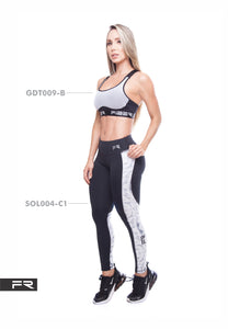 Fiber Soul Collection SOL004-C1 Women Leggings - Fitness People Sportswear
