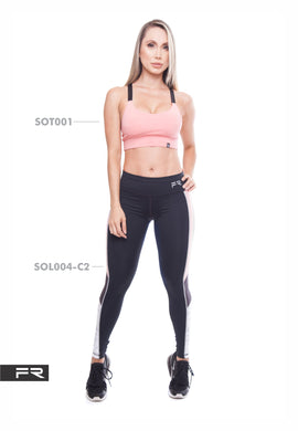 Fiber Soul Collection SOL004-C2 Women Leggings - Fitness People Sportswear