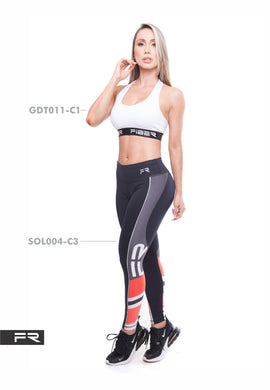 Fiber Soul Collection SOL004-C3 Women Leggings - Fitness People Sportswear
