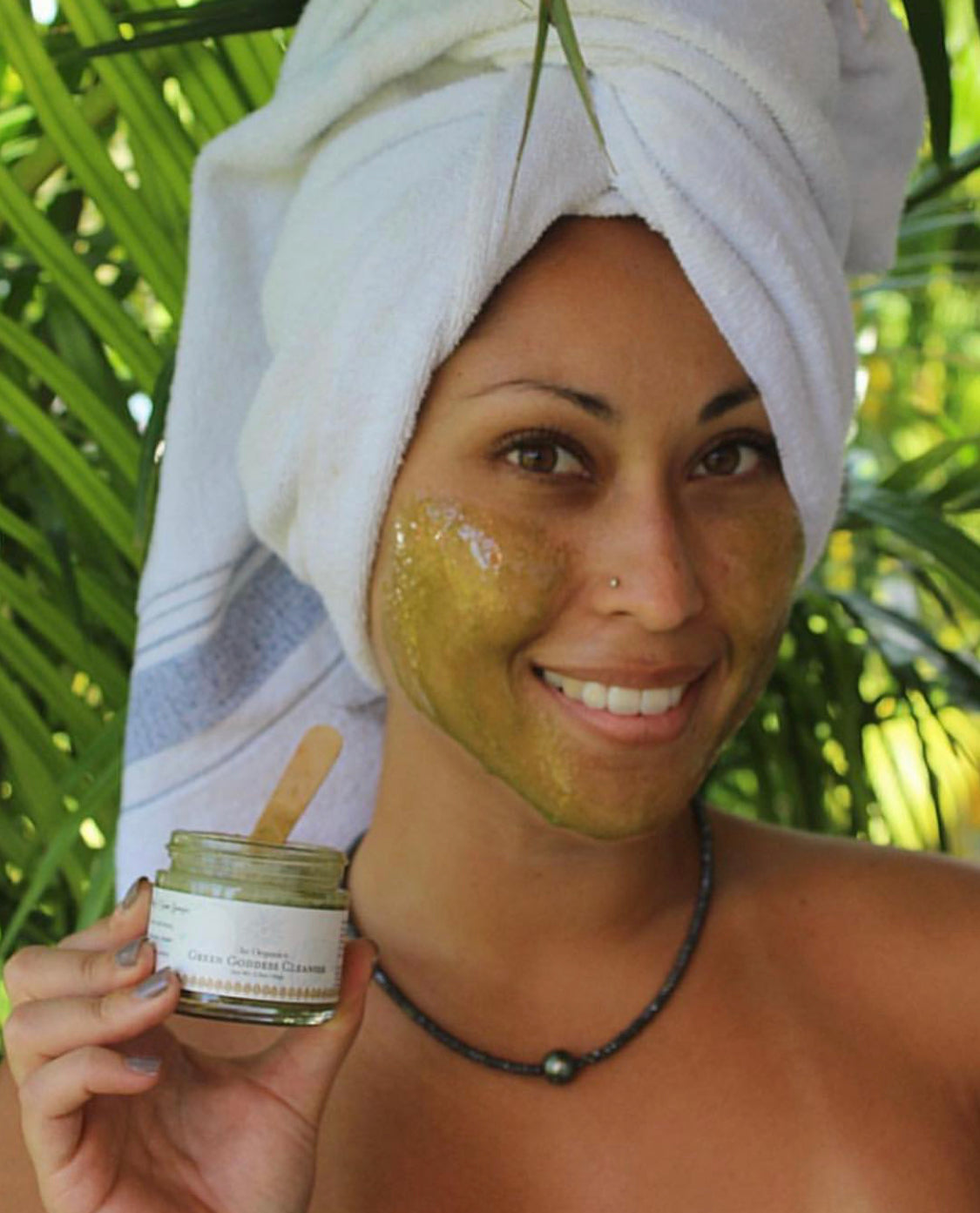 Green Goddess Cleanser