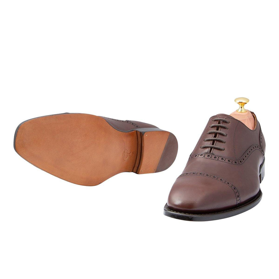 Barossa Semi-Brogue Oxfords