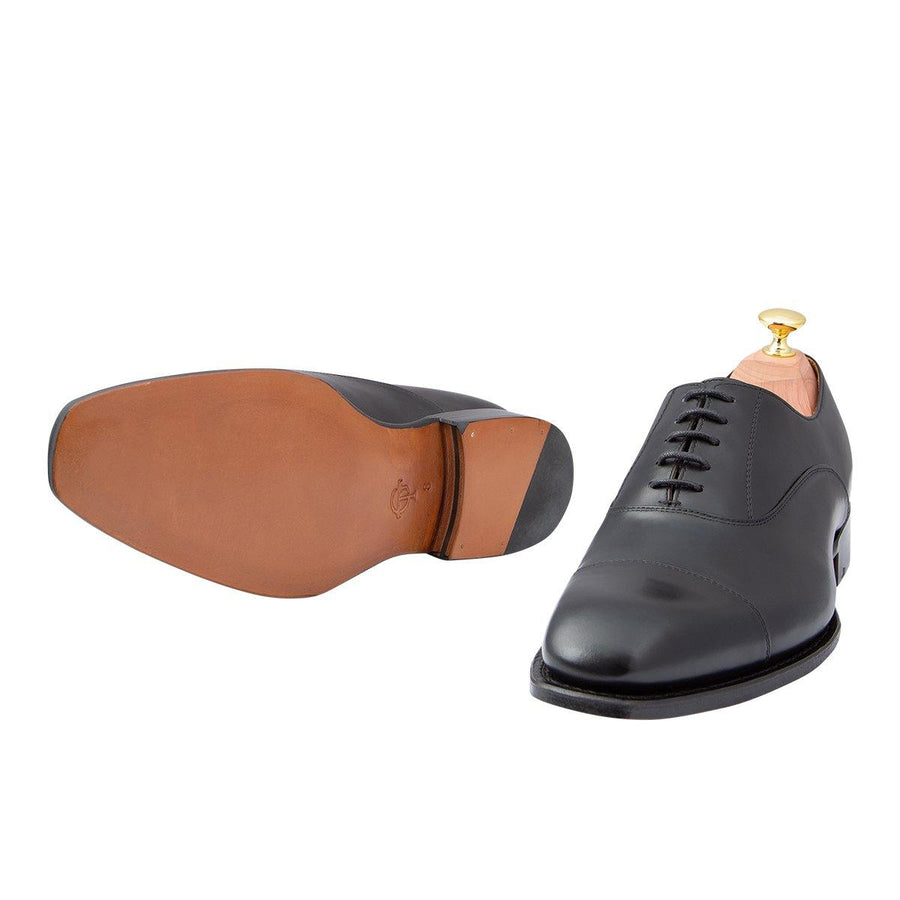 Wordsworth Cap-Toe Oxfords