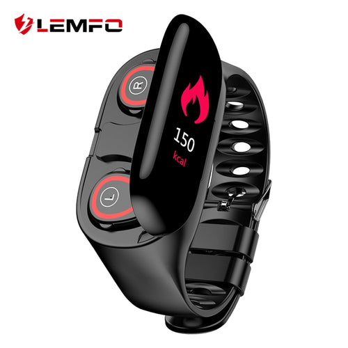 2 in 1 Smart Watch + Earphone
