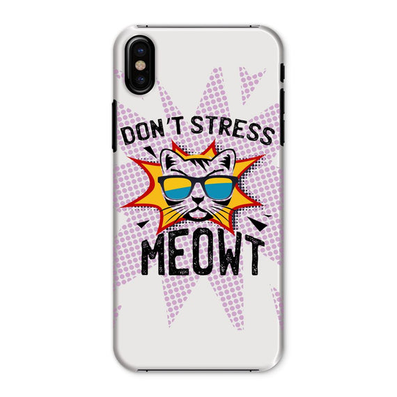 Don't Stress Meowt Phone Case