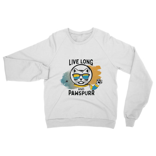 Live Long & Pawspurr Sweatshirt