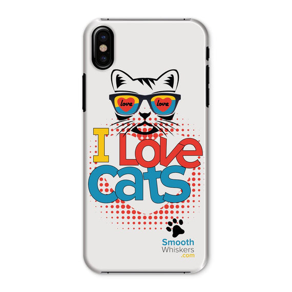 I Love Cats Phone Case