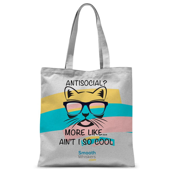 So Cool Sublimation Tote Bag