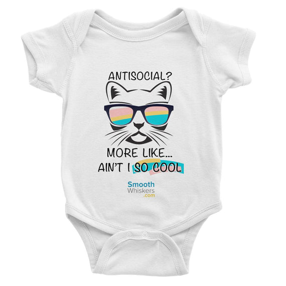 So Cool Baby Bodysuit