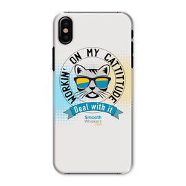 Cattitude Phone Case