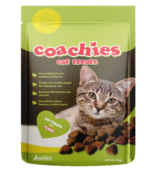 Coachies Cat Treats Tuna