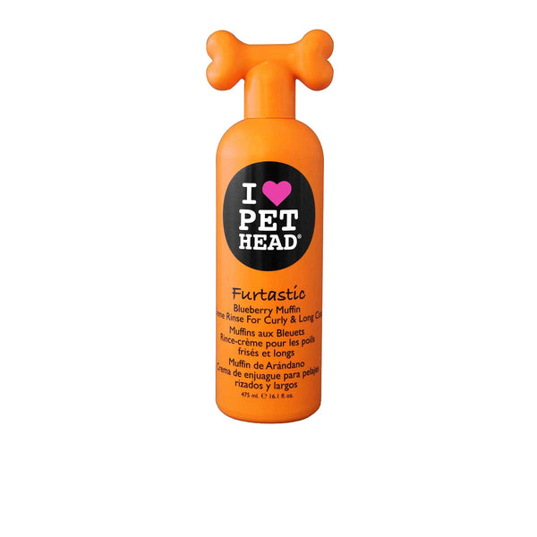 Pet Head Furtastic Creme Rinse 475ml Blueberry (SRP £9.99)
