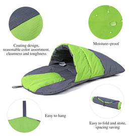 Waterproof Foldable Cat Sleeping Bag