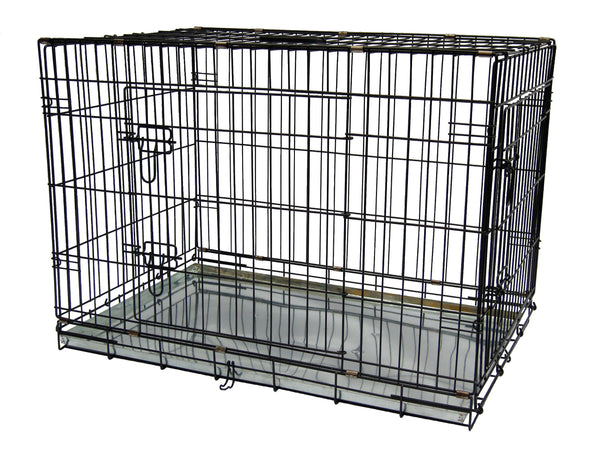 Metal Pet Crate Medium (76x48x54cm)    (SRP £43.99)
