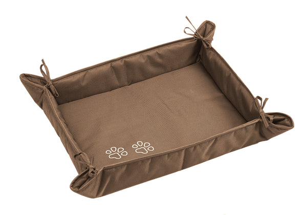 SO2 Outdoor Mat Small (85x70cm) Brown (SRP £15.99)