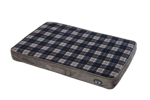 Essence Lounger Medium (56x81x8cm) Grey Check (SRP £19.99)
