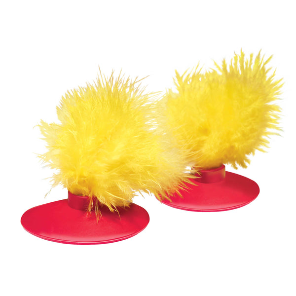 Kong Cat Feather Toy Replacement (2pk)  (SRP £3.55)