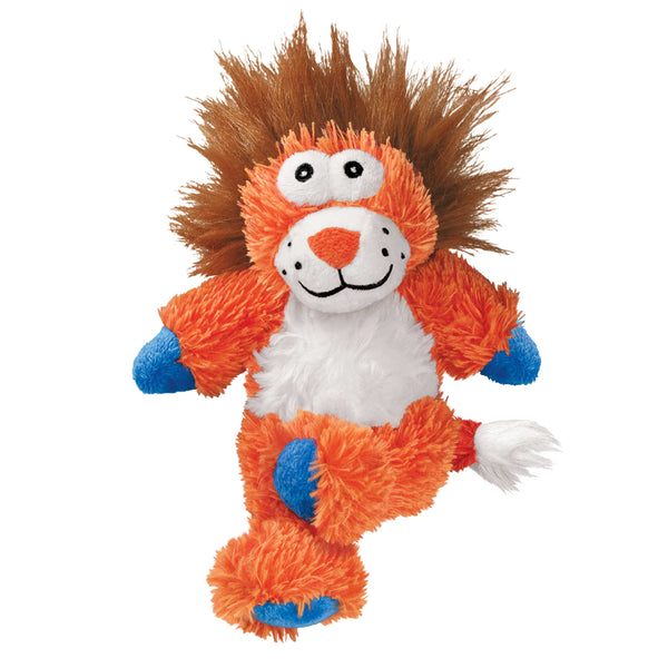 Kong Cross Knots Lion Medium/Large  (SRP £10.35)