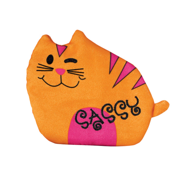 Kong Cat Refillables Purrsonality Sassy (SRP £3.49)