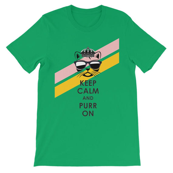 Purr On Kids T-Shirt