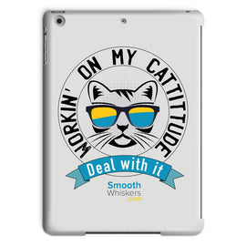 Cattitude Tablet Case