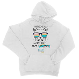 So Cool College Hoodie