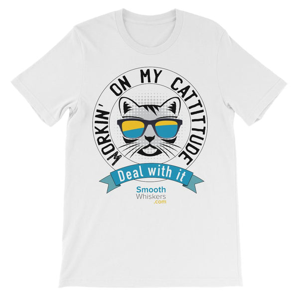 Cattitude Kids T-Shirt