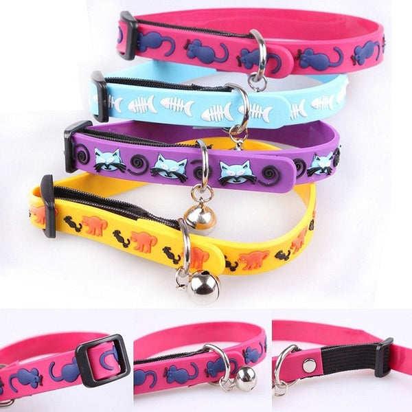 Silica Gel Durable Bell Collar