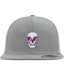 Purple Skull Shades