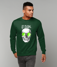 Load image into Gallery viewer, SBliminal Green Skull Shades