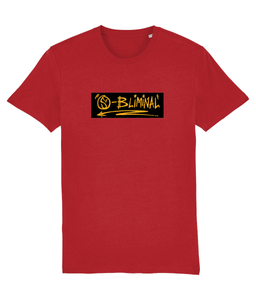 SBliminal Boxed Logo (Gold)