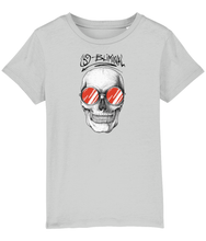 Load image into Gallery viewer, Kids Unisex SBliminal Skull Shades (Red)