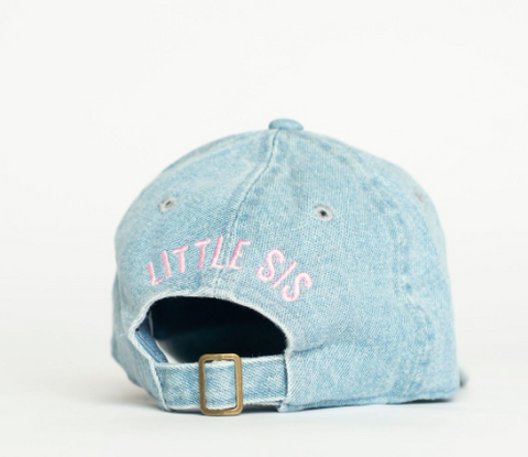 Denim Baseball Hat