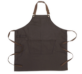 Custom embroidered apron. personalized apron. personalized gift for husband. personalized gift for wife. custom embroidery service Chicago. monogramming service Chicago.