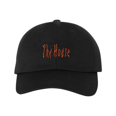 The House Hat - Orange