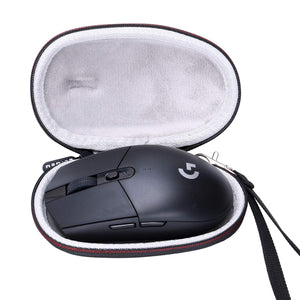 LTGEM EVA Hard Travel Case for Logitech G305 Lightspeed Wireless Gaming Mouse