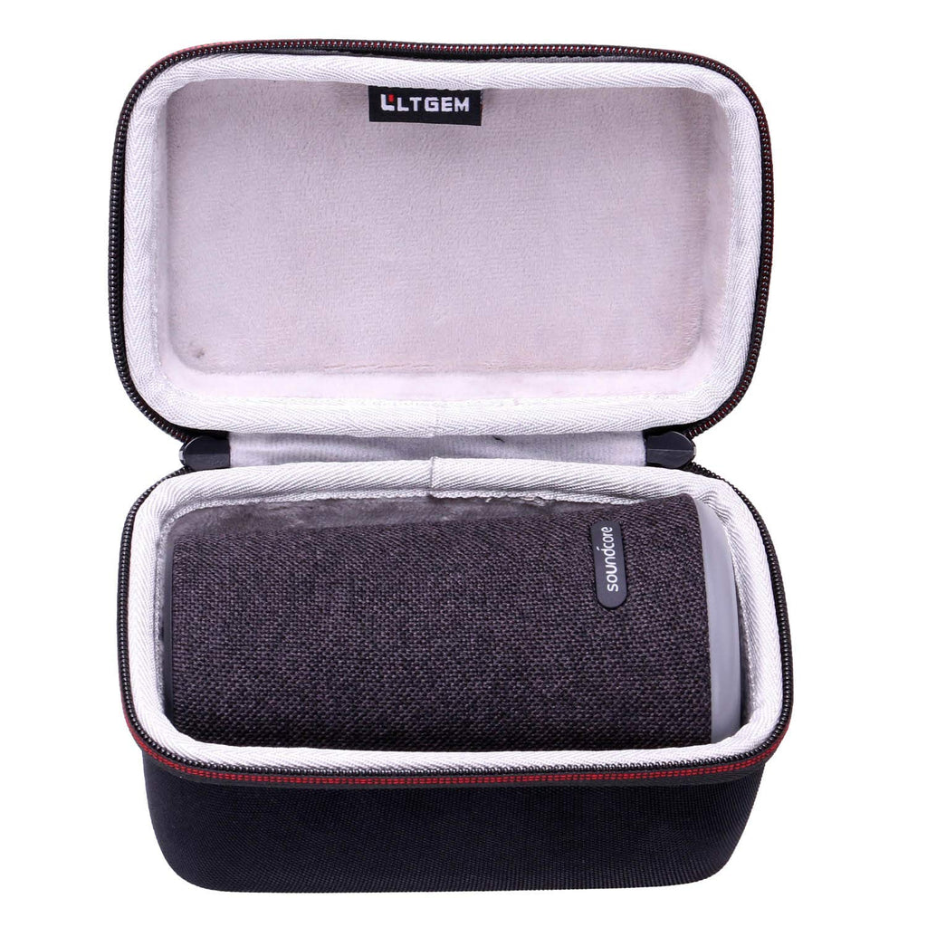 LTGEM Hard Carrying Case Compatible for Anker Soundcore Flare Portable Bluetooth 360 Speaker