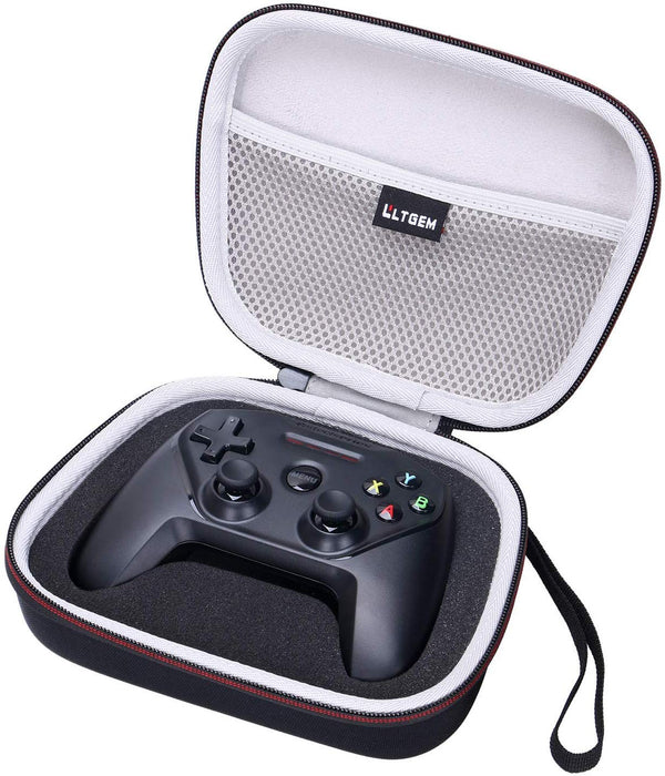 LTGEM EVA Hard Travel Case for SteelSeries Nimbus Wireless Gaming Controller by LTGEM