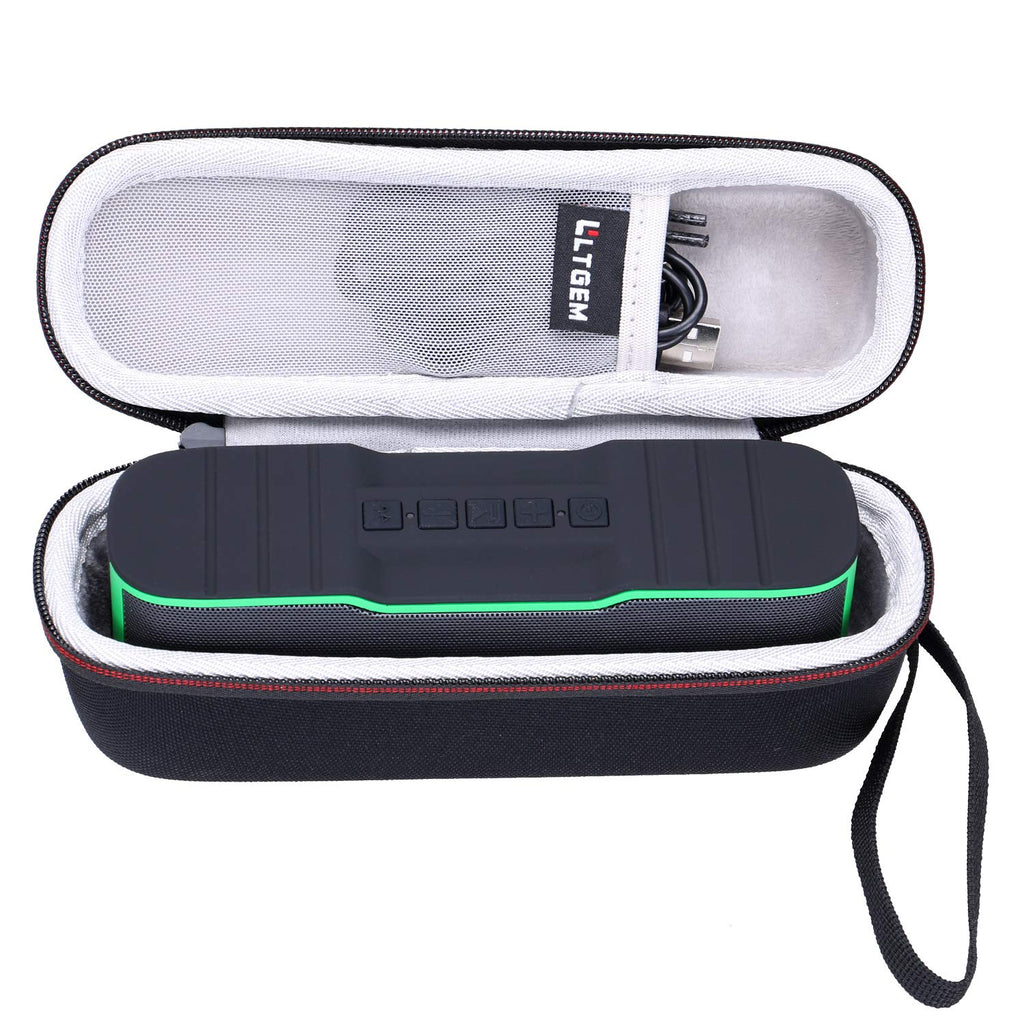 LTGEM Hard Travel Carrying Case for AOMAIS Sport II Mini Portable Bluetooth Speakers