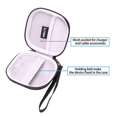 LTGEM Hard Travel Carrying Case for Dodow Sleep Aid Device